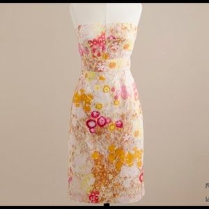 J. Crew Dresses - J.CREW strapless dress